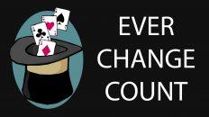 Ảo thuật bài cơ bản – Ever Change Count