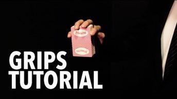 Dạy múa bài: Basics – Grips