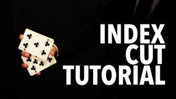 Dạy múa bài: One-handed Cuts – Index Cut