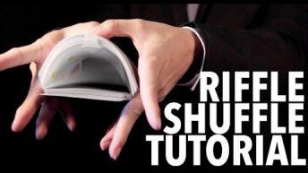 Dạy múa bài: Shuffles – Riffle Shuffle