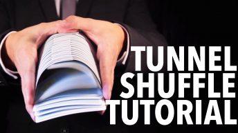 Dạy múa bài: Shuffles – Tunnel Shuffle