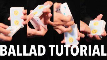 Dạy múa bài: Two-handed Cuts – Ballad