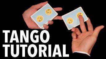 Dạy múa bài: Two-handed Cuts – Tango