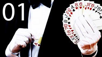 Hướng dẫn ảo thuật bài – Tập 1