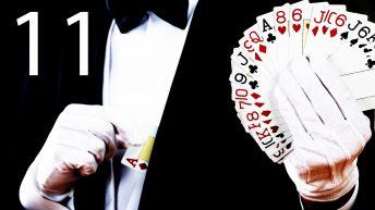 Hướng dẫn ảo thuật bài – Tập 11