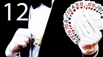 Hướng dẫn ảo thuật bài – Tập 12