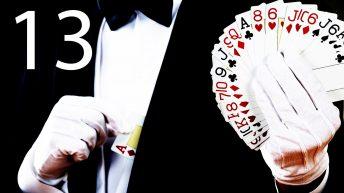 Hướng dẫn ảo thuật bài – Tập 13