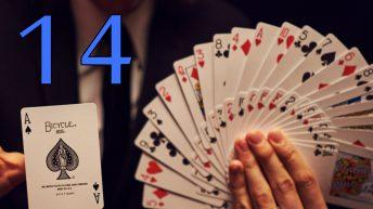 ♠♥ PAD XANH SERI ♣♦ Ảo thuật bài – TẬP 14