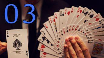 ♠♥ PAD XANH SERI ♣♦ Ảo thuật bài – TẬP 3