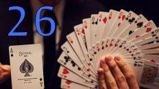 ♠♥ PAD XANH SERI ♣♦ Ảo thuật bài – TẬP 26