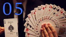 ♠♥ PAD XANH SERI ♣♦ Ảo thuật bài – TẬP 5