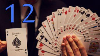 ♠♥ PAD XANH SERI ♣♦ Ảo thuật bài – TẬP 12