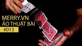 4 trò ảo thuật bài đơn giản nhất