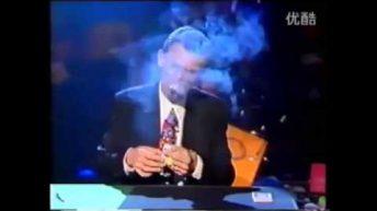 Ảo thuật ăn thuốc lá – ảo thuật hay ảo thật ?