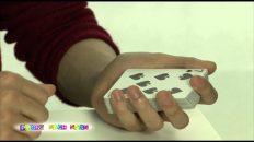 Ảo thuật đơn giản với bộ bài