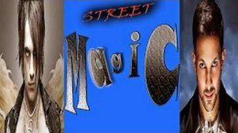 Ảo thuật đường phố Mỹ