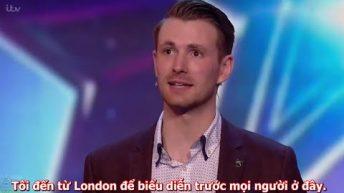 Soái ca ảo thuật của Britain's Got Talent