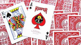 Ảo thuật bài Seft Working Triumph Card Trick