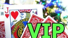 Trò ảo thuật bài siêu VIP và siêu hấp dẫn, gây shock cho người xem