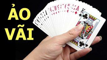 Hướng dẫn 10 trò ảo thuật bài mà bạn có thể làm được tại nhà