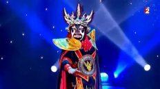 Ảo thuật thay mặt nạ của người Trung Quốc