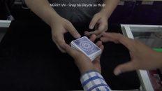 Hướng dẫn một số chiêu thức về ảo thuật bài cực hot