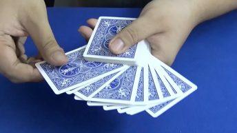 Video hướng dẫn ảo thuật bài đơn giản