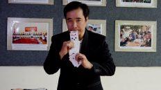 Hướng dẫn làm ảo thuật bài nâng cao (Bắn bài,biến mất nhiều lá bài, ói bài)