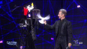 Biểu diễn ảo thuật với thú cưng