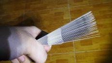 Hướng dẫn chi tiết kỹ thuật đan bài – Faro Shuffle trong ảo thuật
