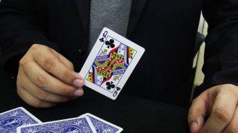 Hướng dẫn ảo thuật nhìn xuyên bài phiên bản 4