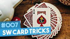 Self Working Card Tricks – Ảo thuật bài toán học – Tập 7