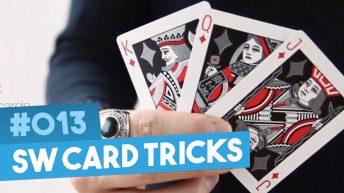 Self Working Card Tricks – Ảo thuật bài toán học – Tập 13